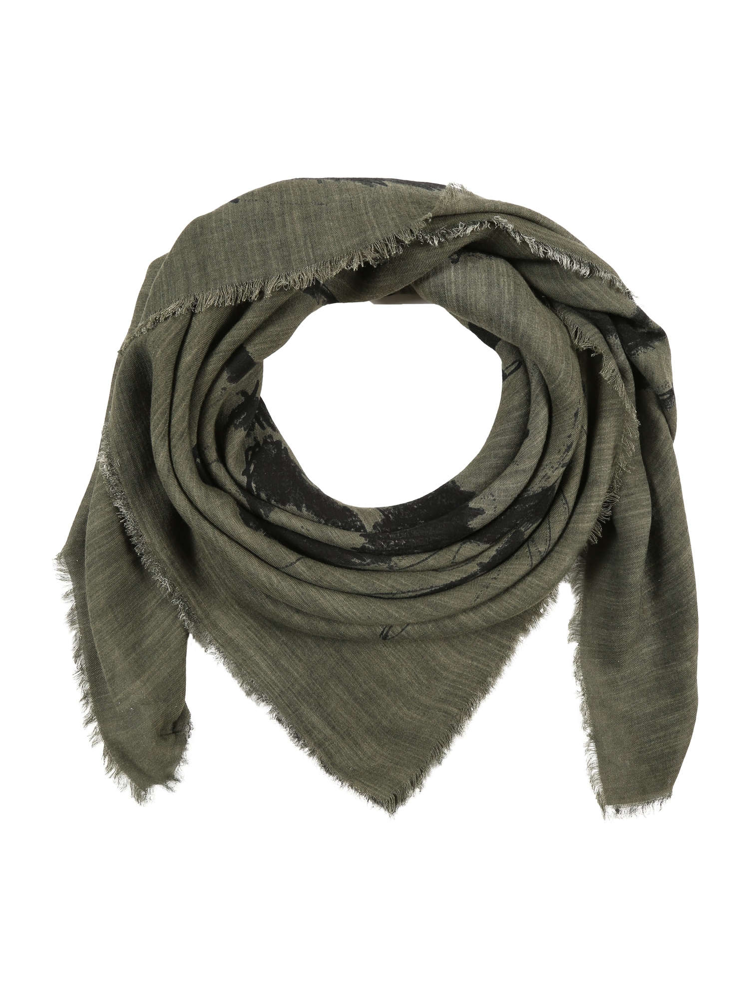 Schals für Frauen - DIESEL Schal 'SWILLOT C' oliv  - Onlineshop ABOUT YOU