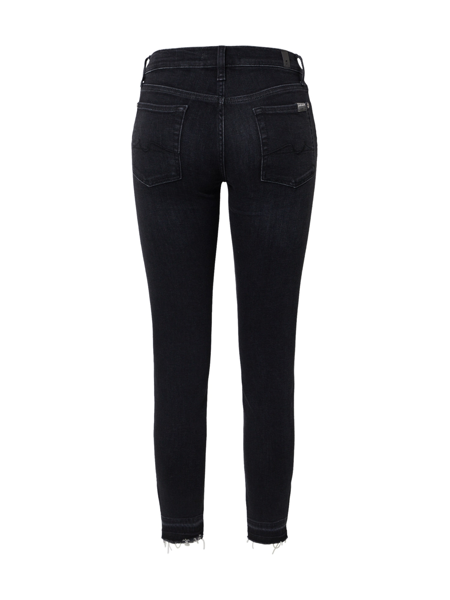 7 for all mankind Jeans 'ILLUSION'  svart denim