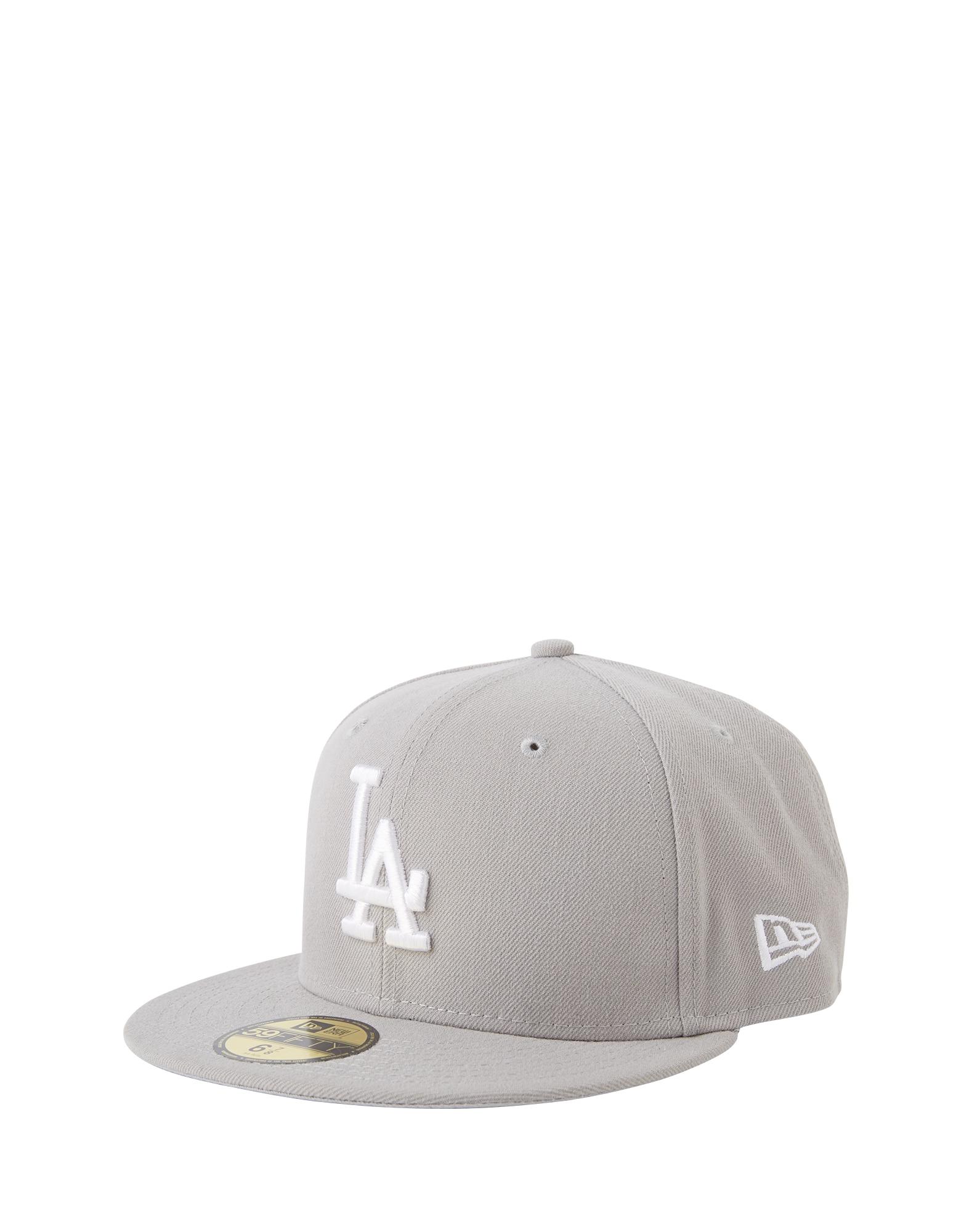 NEW ERA Kepurė '59FIFTY MLB Basic Los Angeles' pilka