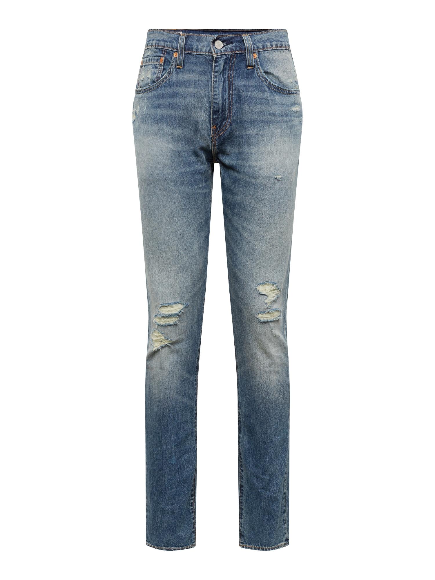 LEVI'S Džinsai '512™' tamsiai (džinso) mėlyna
