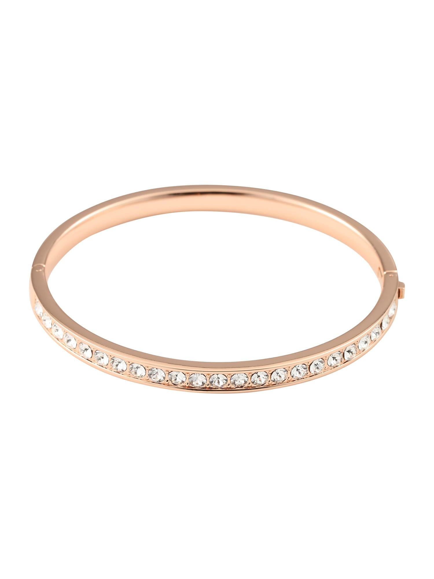 Damen Ted Baker Ring 'CLEMARA: HINGE CRYSTAL BANGLE' gold | 05055336355992