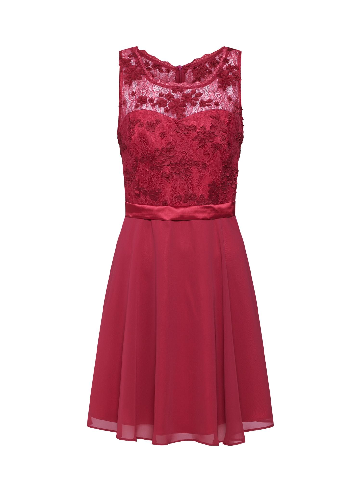VM Vera Mont Kokteilinė suknelė raudona