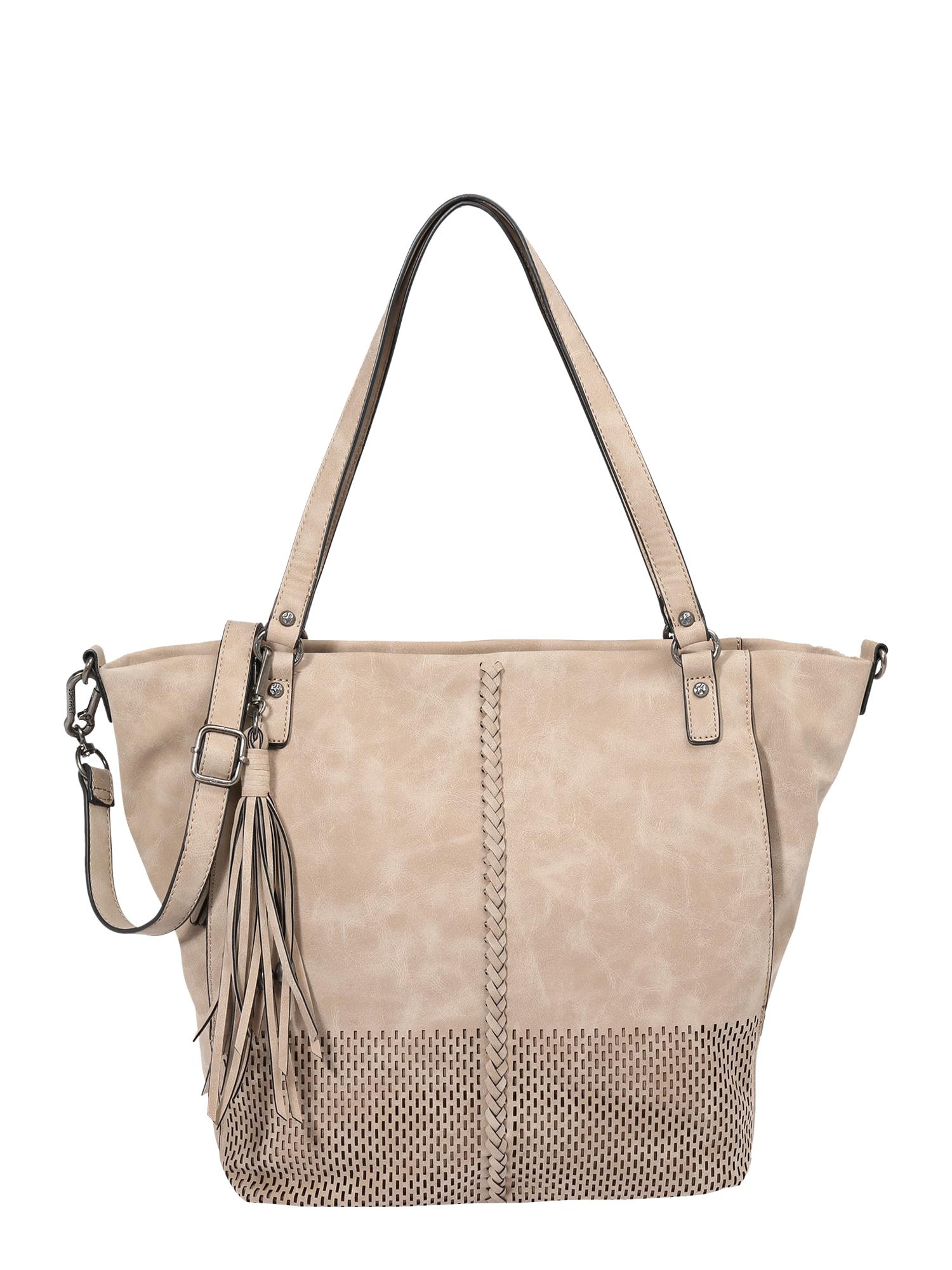 Nákupní taška Laury písková Suri Frey