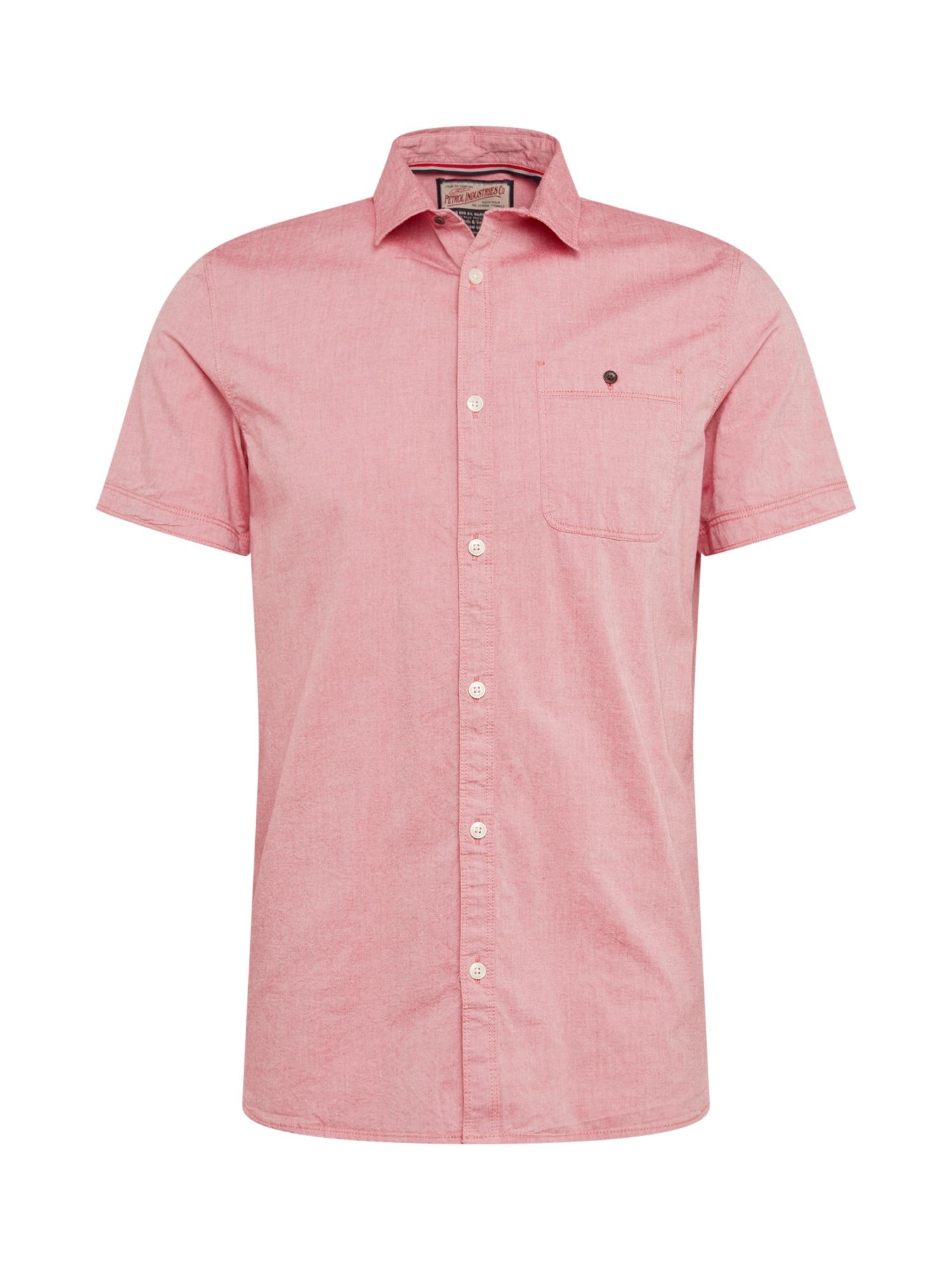 Košile pink Petrol Industries