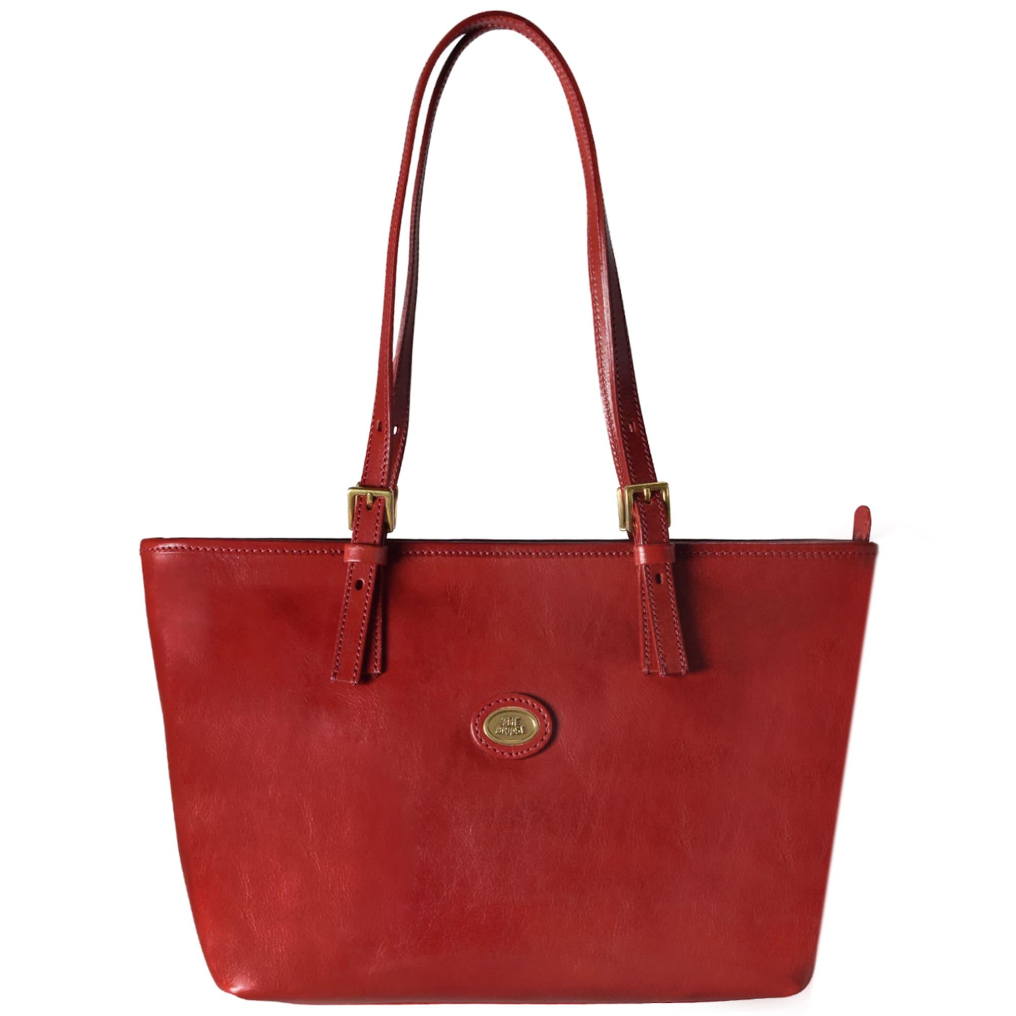 Story Donna Shopper Tasche Leder 30 cm | Taschen > Handtaschen > Shopper | The Bridge