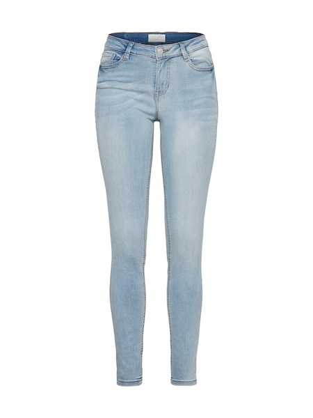Hosen für Frauen - TOM TAILOR DENIM Jeans 'Nela' hellblau  - Onlineshop ABOUT YOU