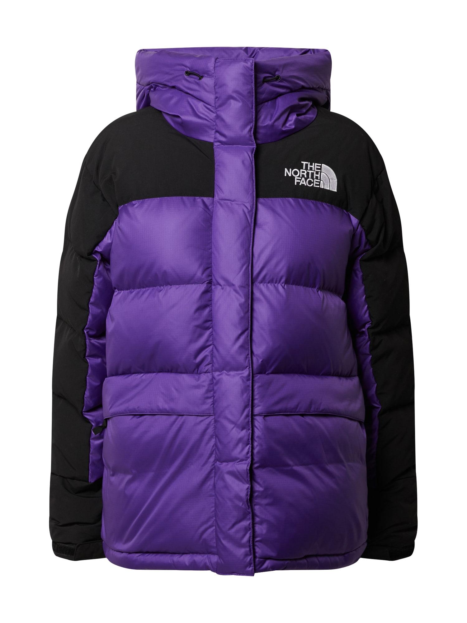 THE NORTH FACE Zimní bunda 'T2 Inspired'  bílá / fialová / černá