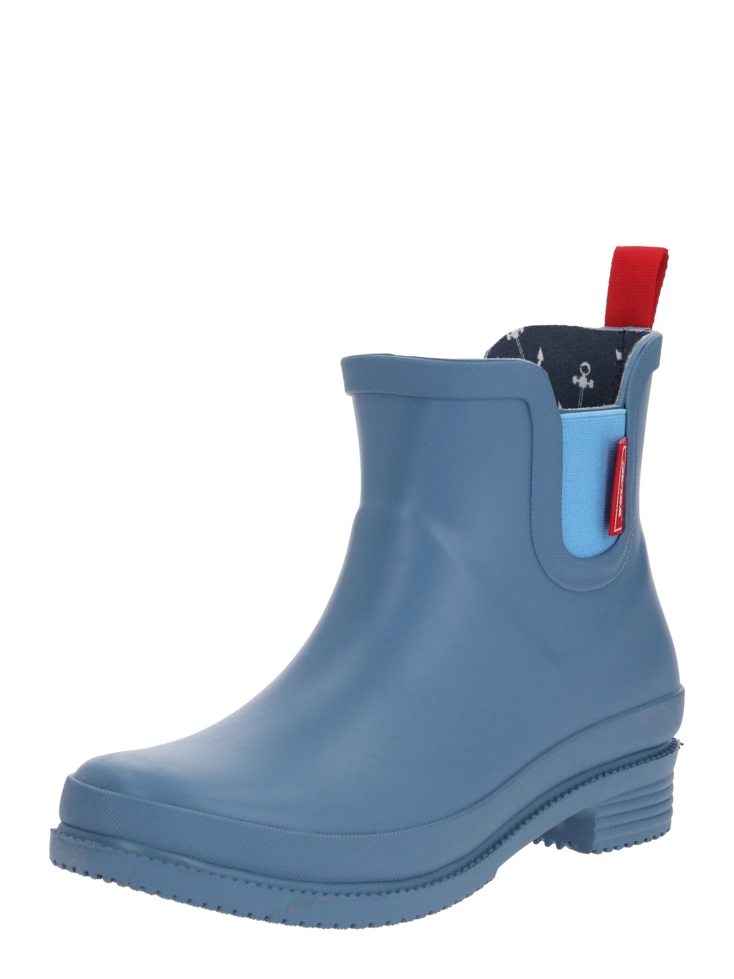 Derbe Guminiai batai 'Taai-Botten' mėlyna