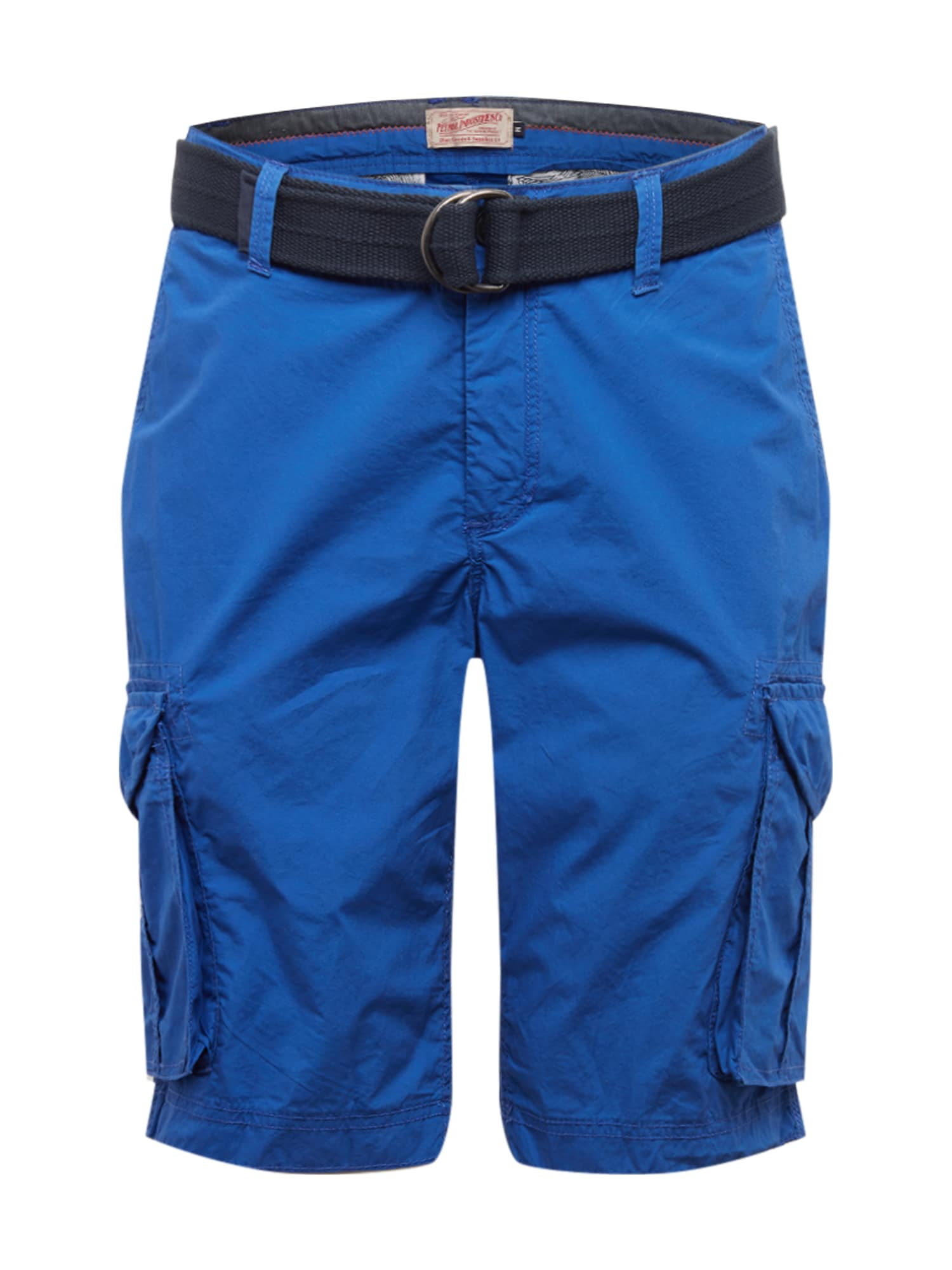 "Petrol Industries Laisvo stiliaus kelnės sodri mėlyna (""karališka"")"