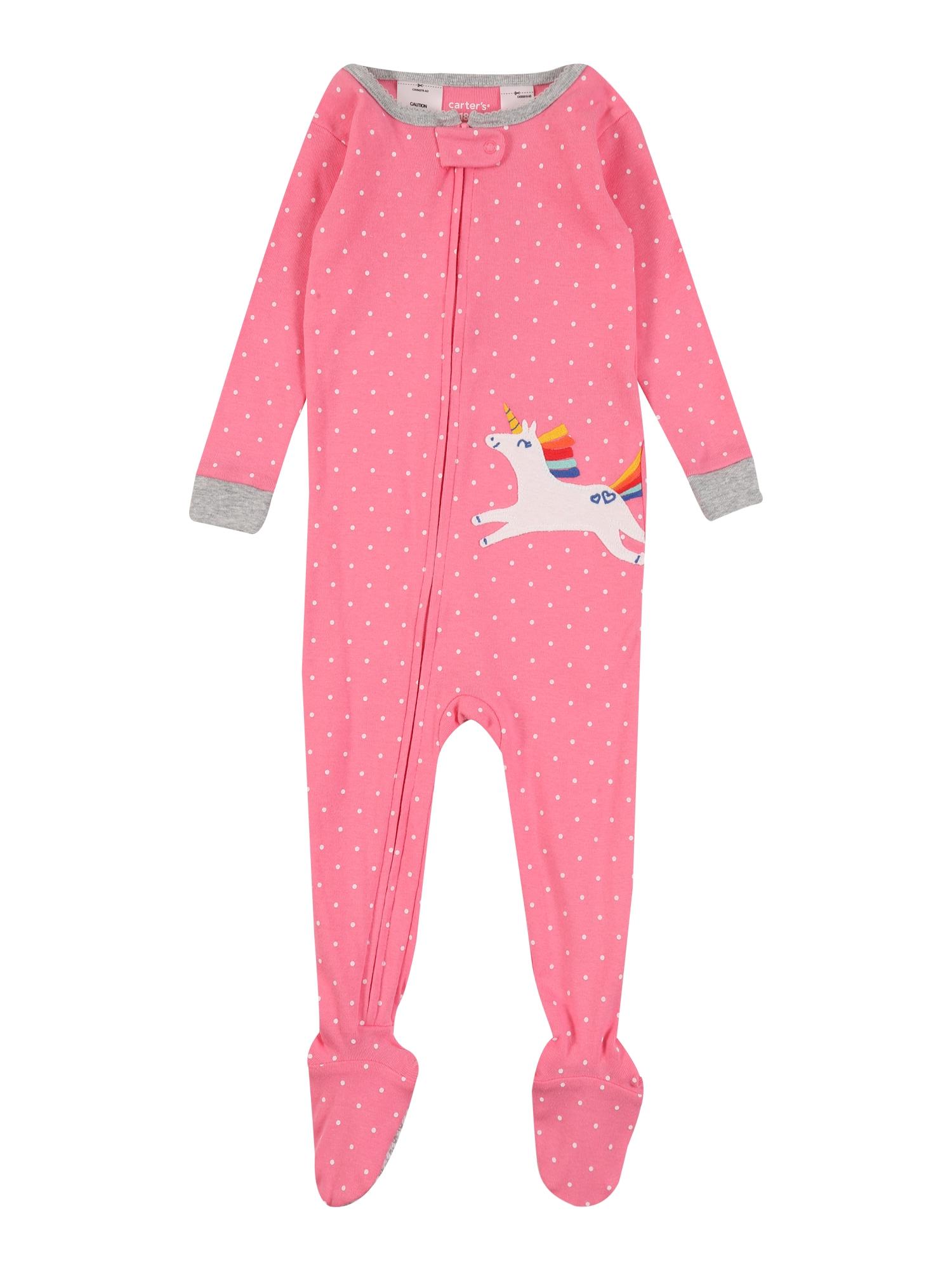 Carter's Miego kostiumas 'Annual Unicorn' rožinė