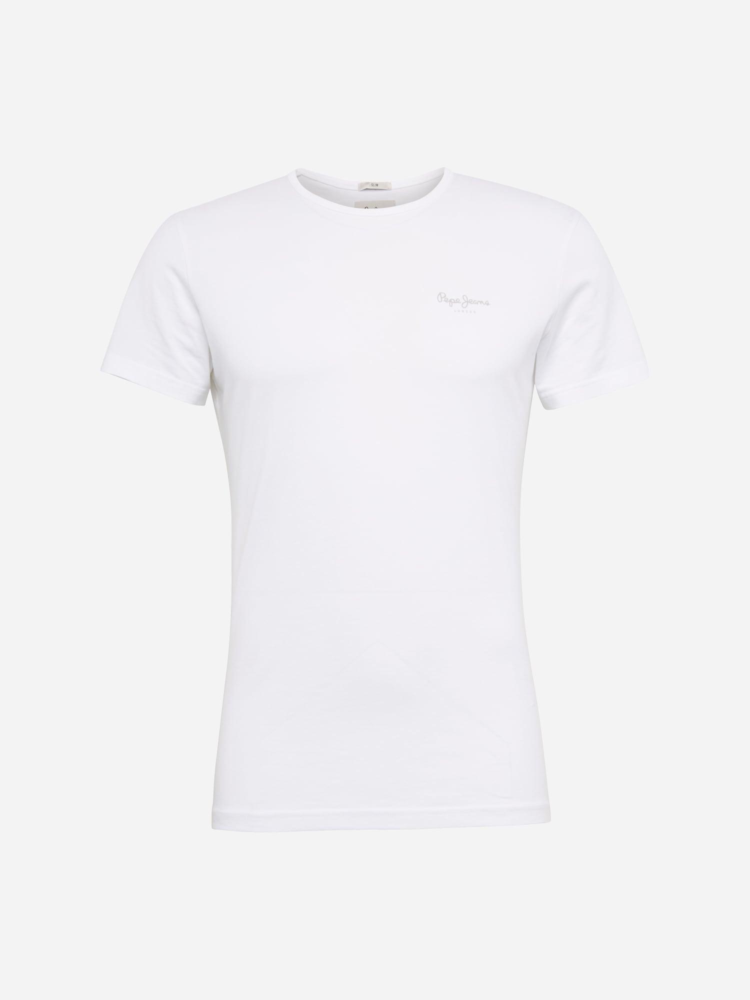 Pepe Jeans T-shirt 'ORIGINAL BASIC S/S'  vit