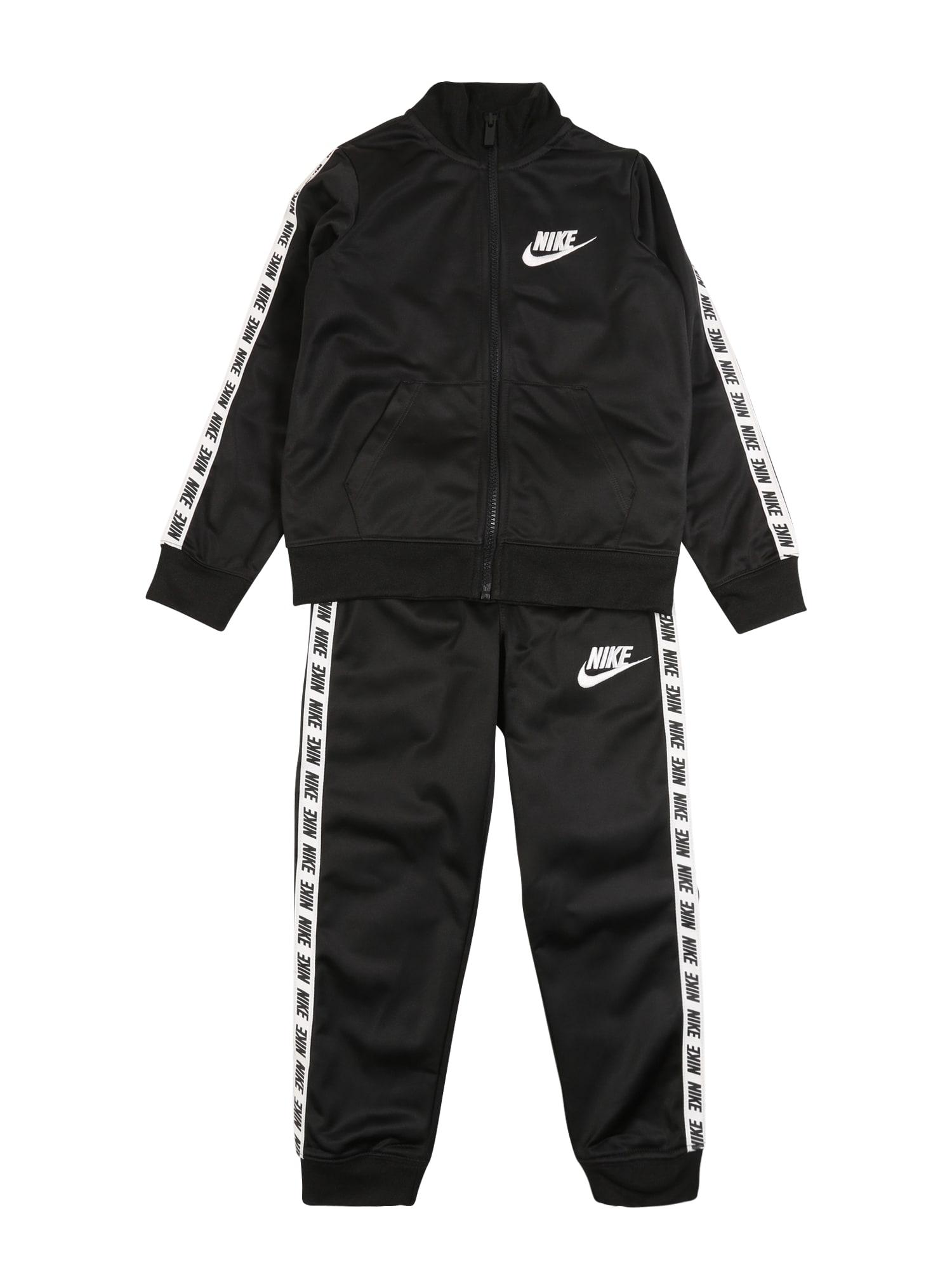 Nike Sportswear Sportinis kostiumas juoda