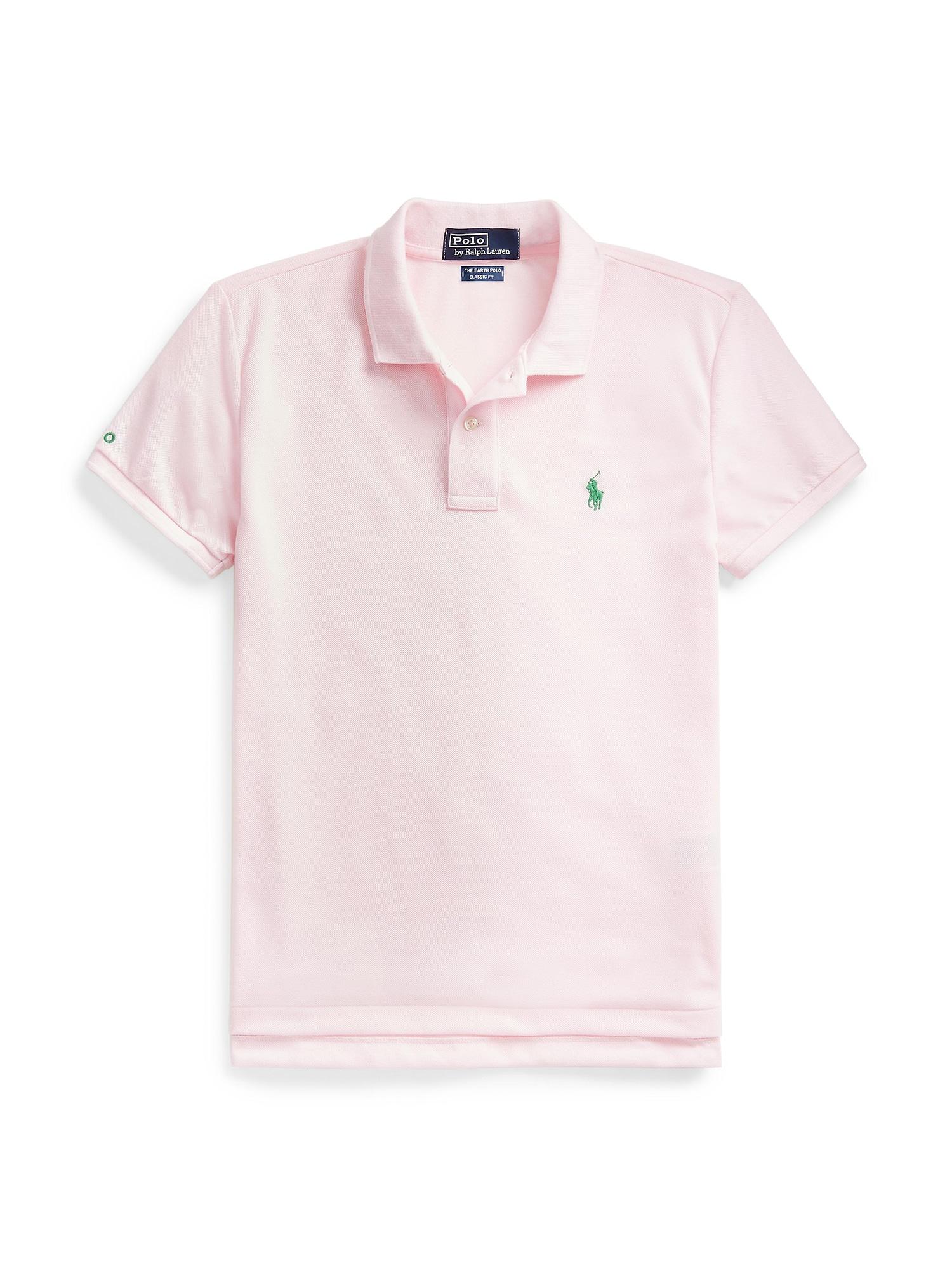 POLO RALPH LAUREN Marškinėliai 'CLASSIC FIT' rožių spalva