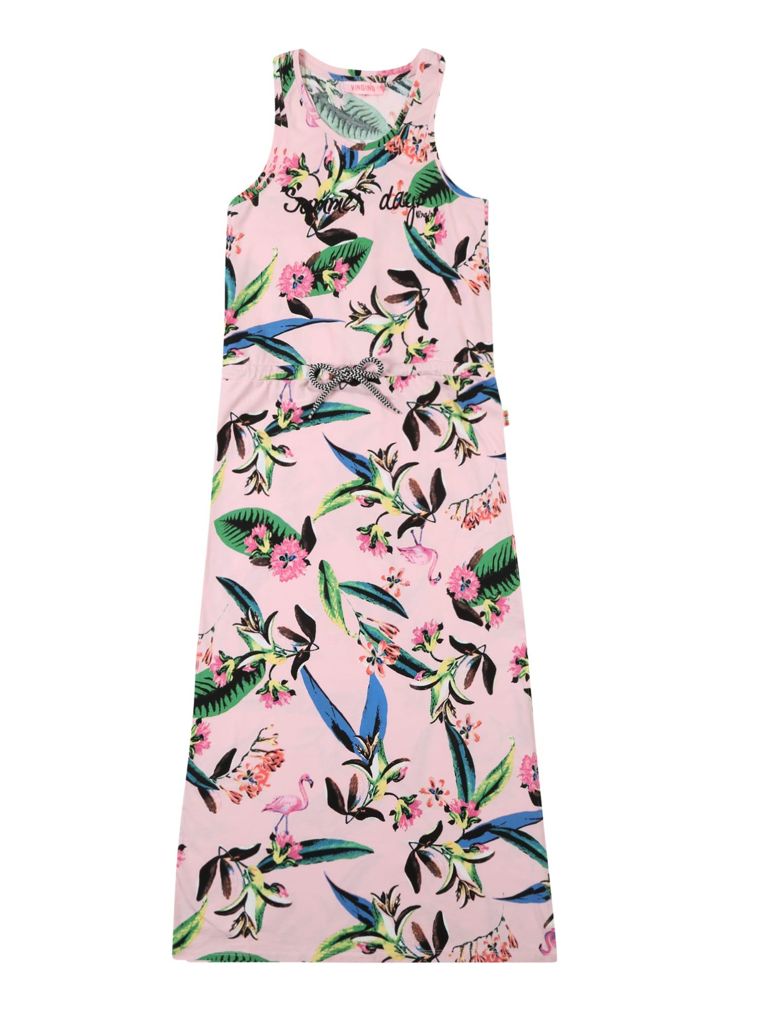 Šaty Pelian pink VINGINO