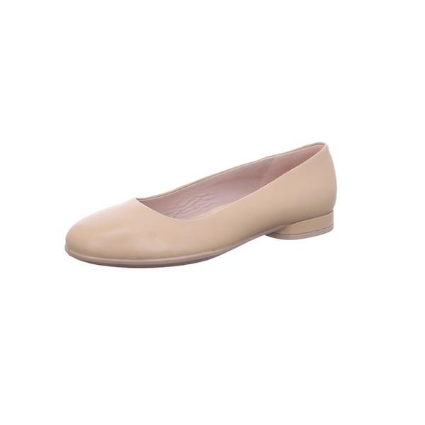 Ballerinas - Ballerinas › ECCO › hellbeige  - Onlineshop ABOUT YOU