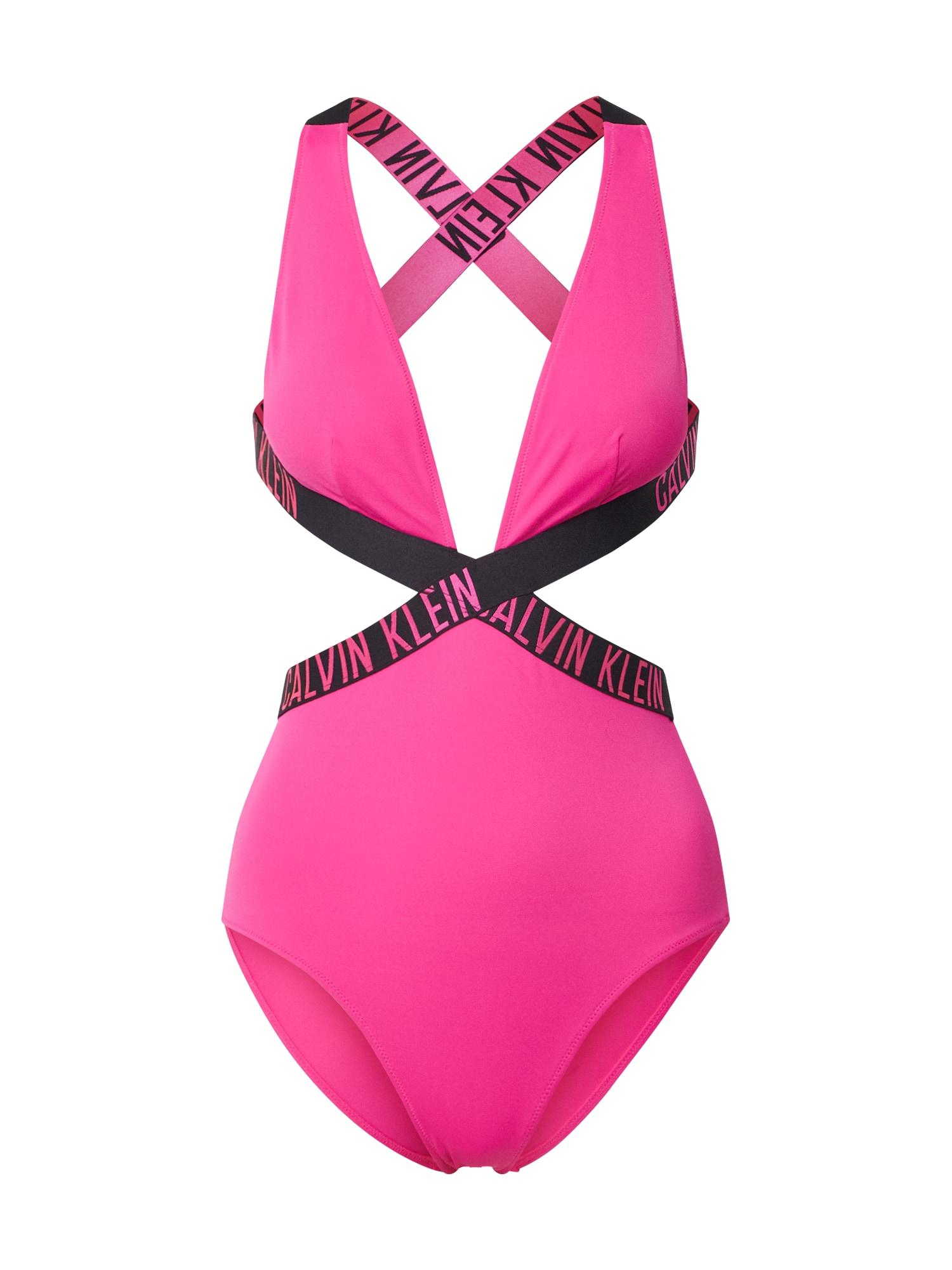 Calvin Klein Swimwear Maudymosi kostiumėlis rožinė