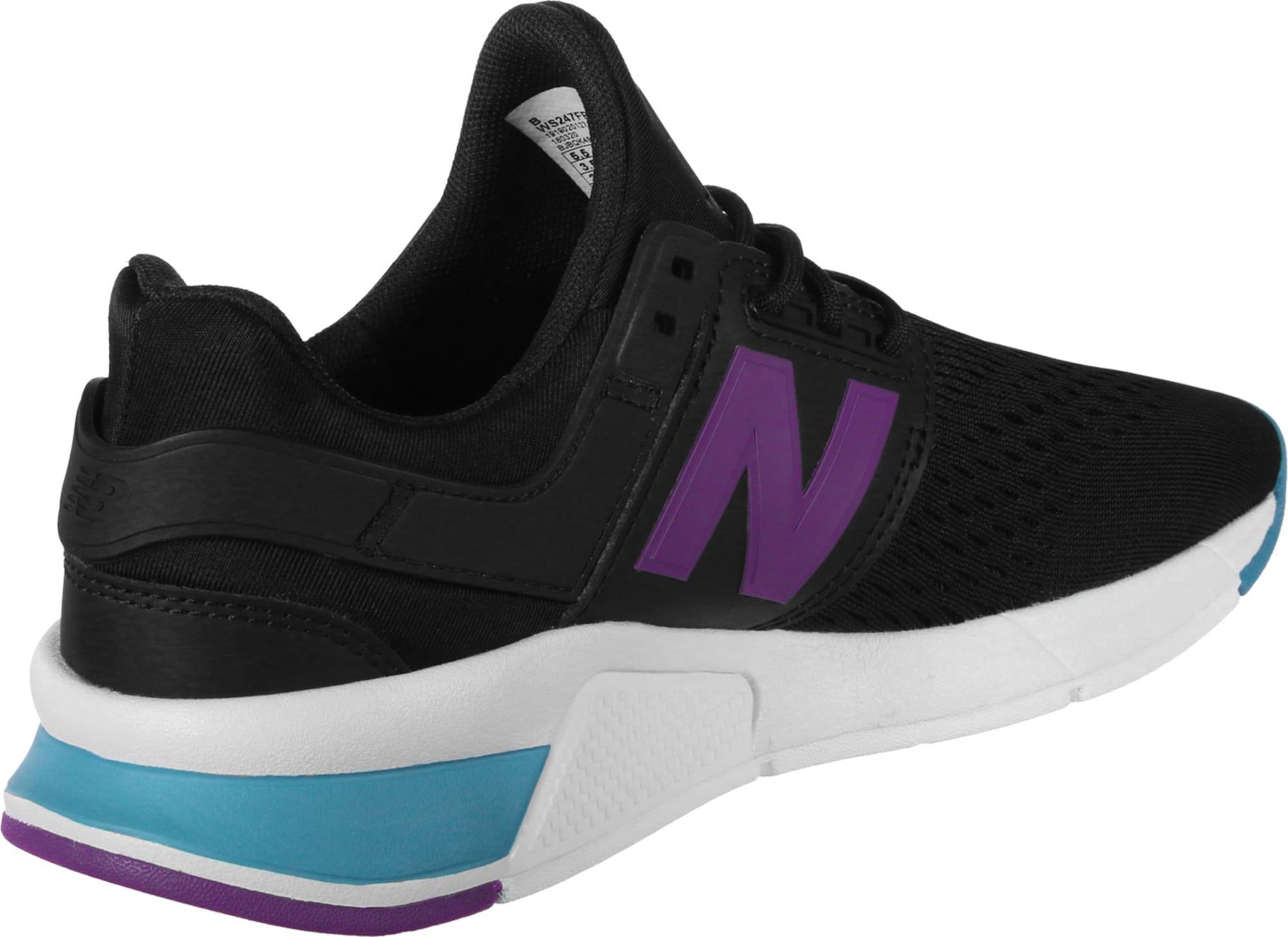 Donkerlila Laag New Sneakers Zwart Wit Ws247Lichtblauw BalanceDames NnwOm0v8