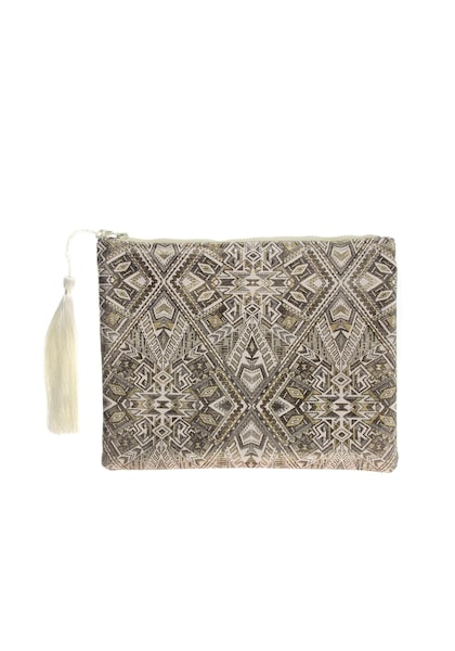 Clutches - Clutch › Chiccy › dunkelbeige  - Onlineshop ABOUT YOU