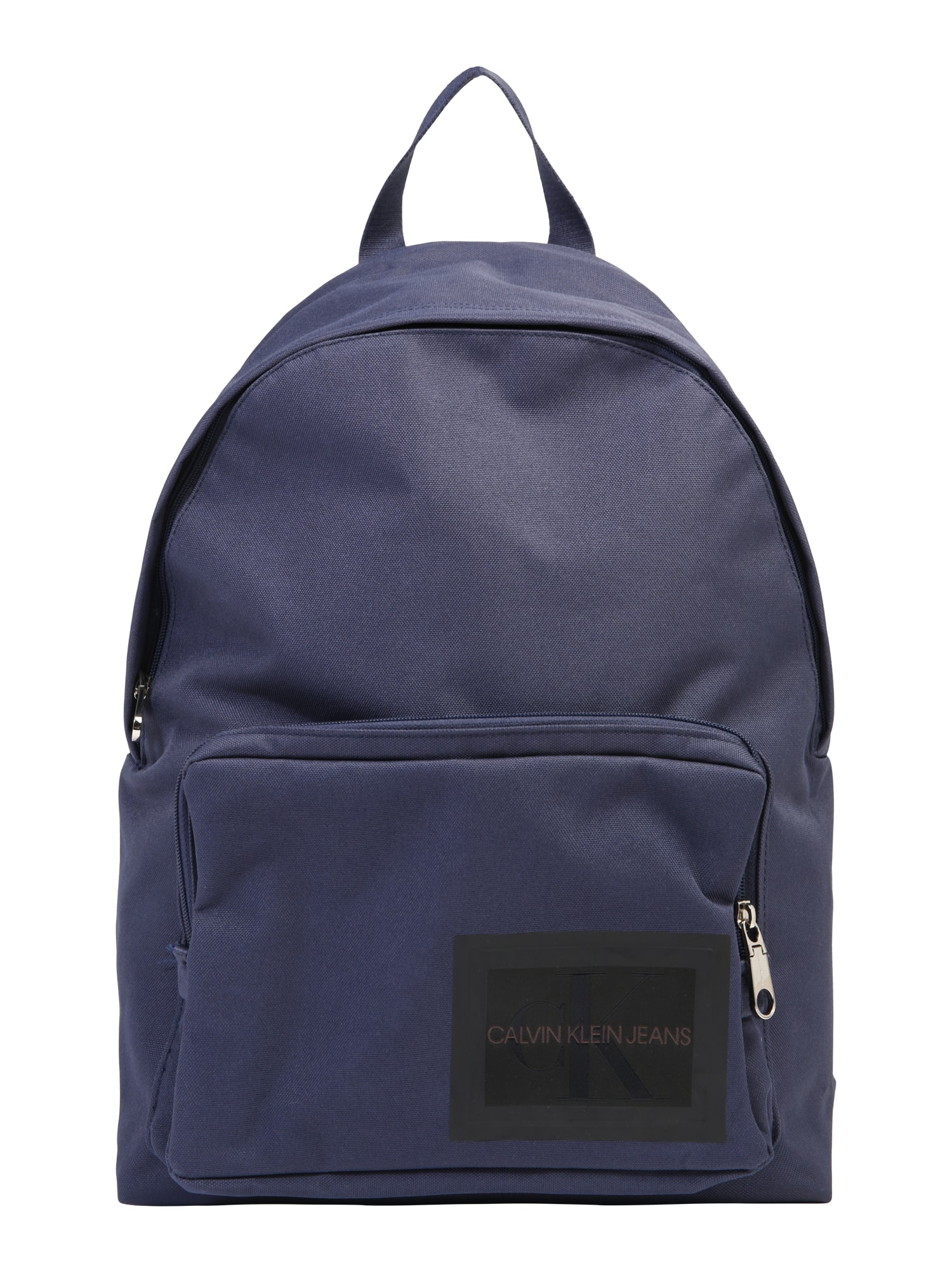 Calvin Klein Jeans Kuprinė 'ESSENTIALS CAMPUS BP45' tamsiai mėlyna