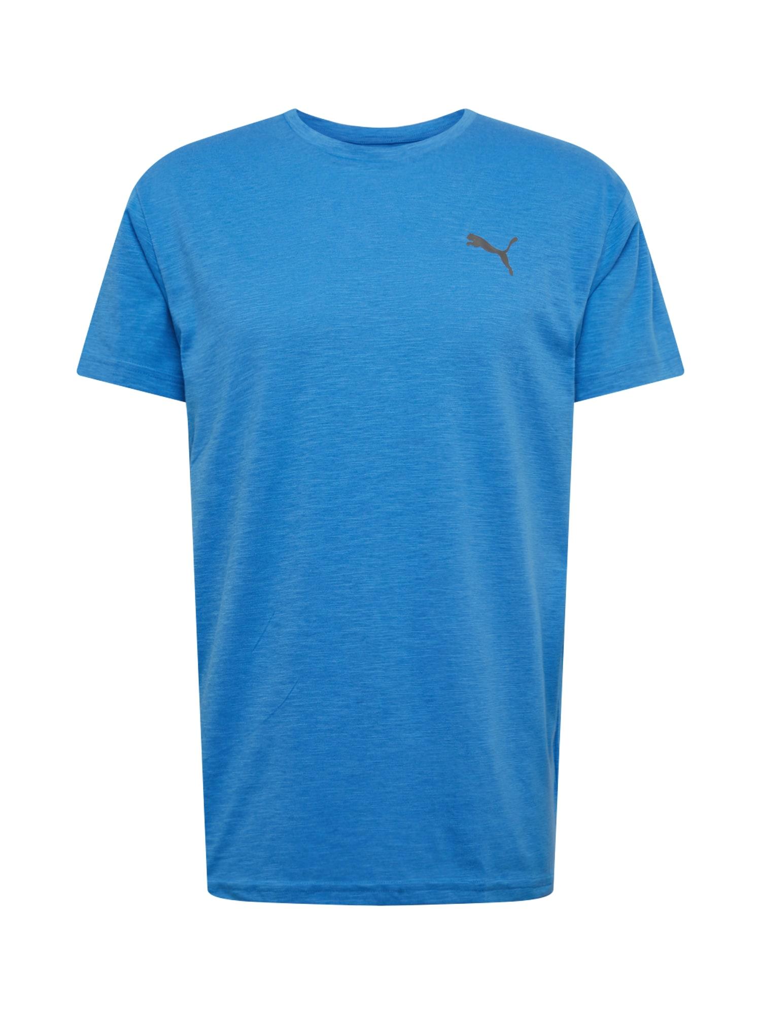 PUMA Funkčné tričko 'Energy'  modré