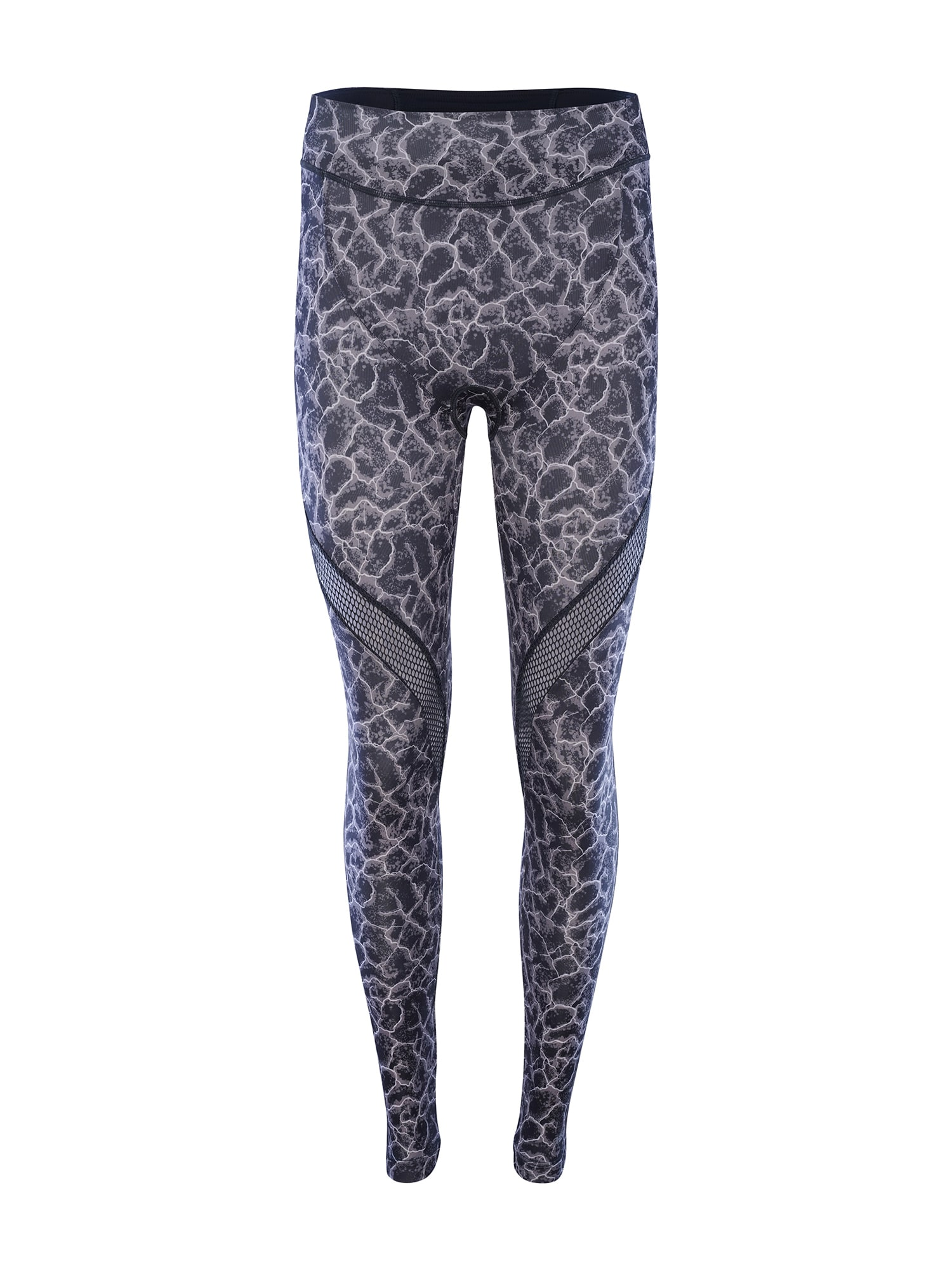 Damen Shock Absorber Sport-Leggings 'Active' grau,  silber, schwarz   03608851645028