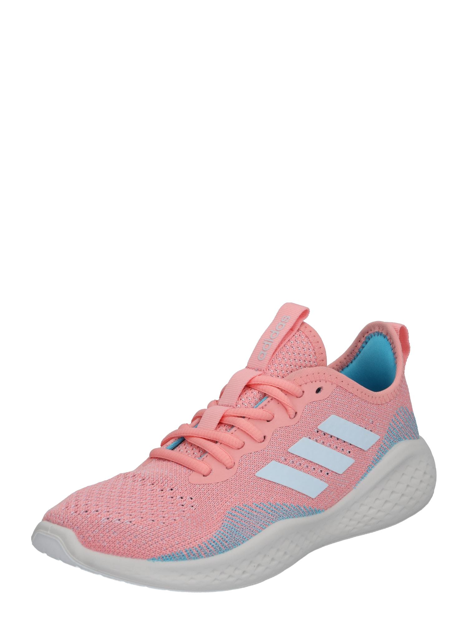 ADIDAS PERFORMANCE Sportiniai batai 'FLUIDFLOW' balta / rožių spalva