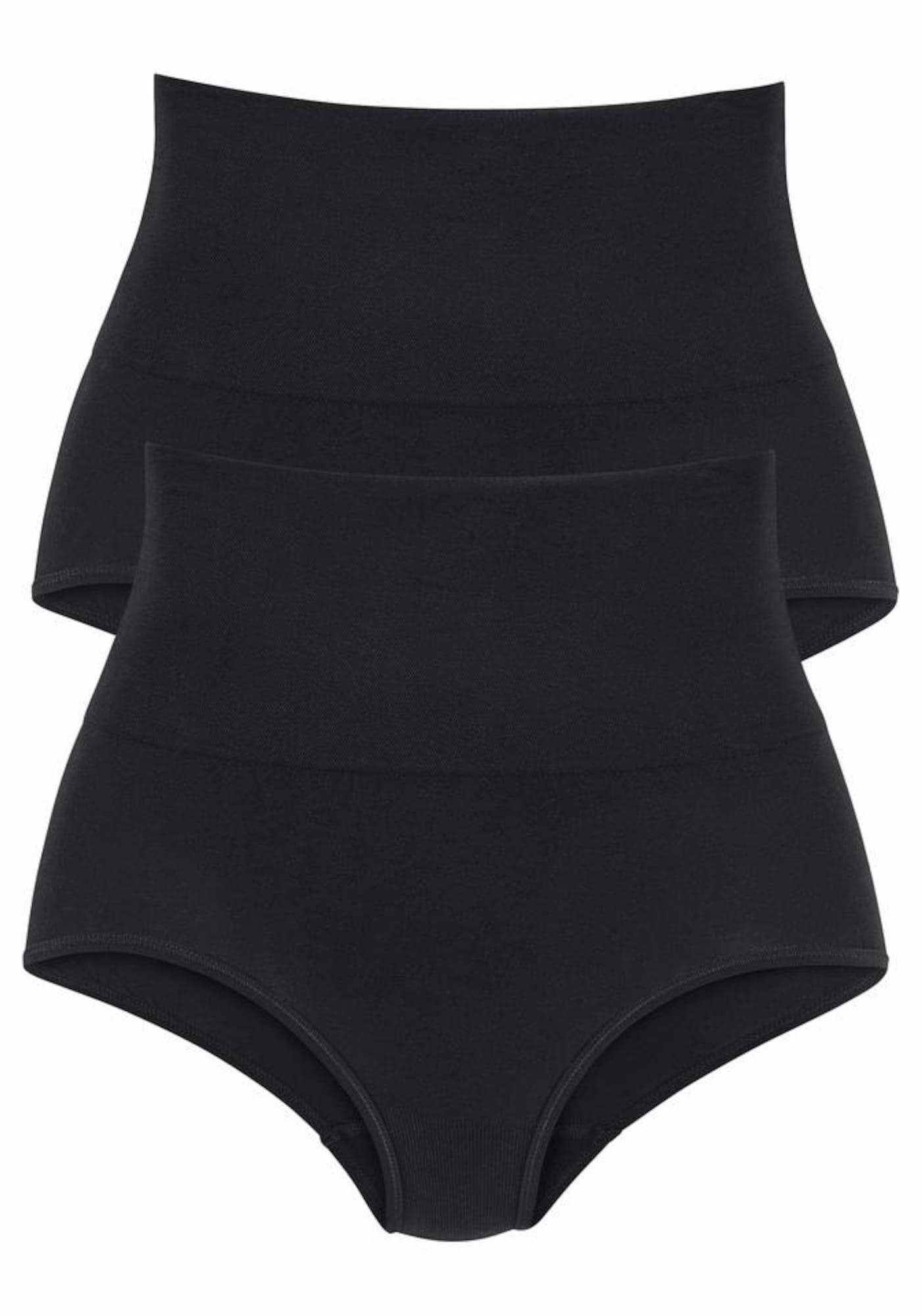 PETITE FLEUR Stahovací prádlo  černá