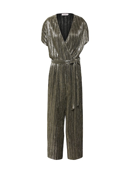 Hosen - Damen Overalls 'Paloma Jumpsuit' › SOAKED IN LUXURY › gold  - Onlineshop ABOUT YOU