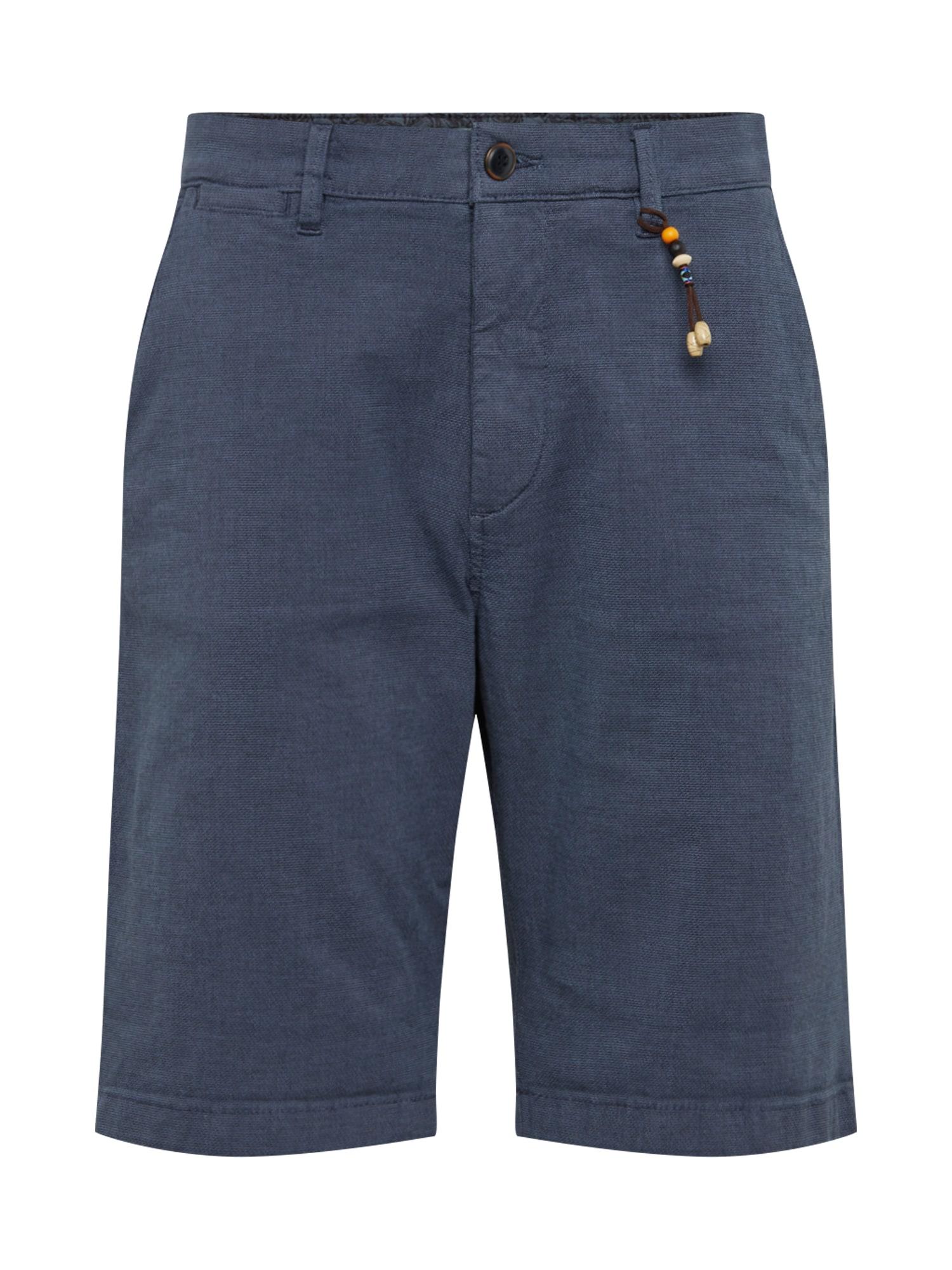 Chino kalhoty JJIKENZO JJCHINO SHORTS AKM 432 indigo JACK & JONES