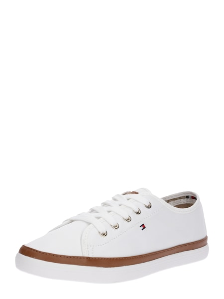 Sneakers für Frauen - TOMMY HILFIGER Sneaker 'KESHA 6C' weiß  - Onlineshop ABOUT YOU