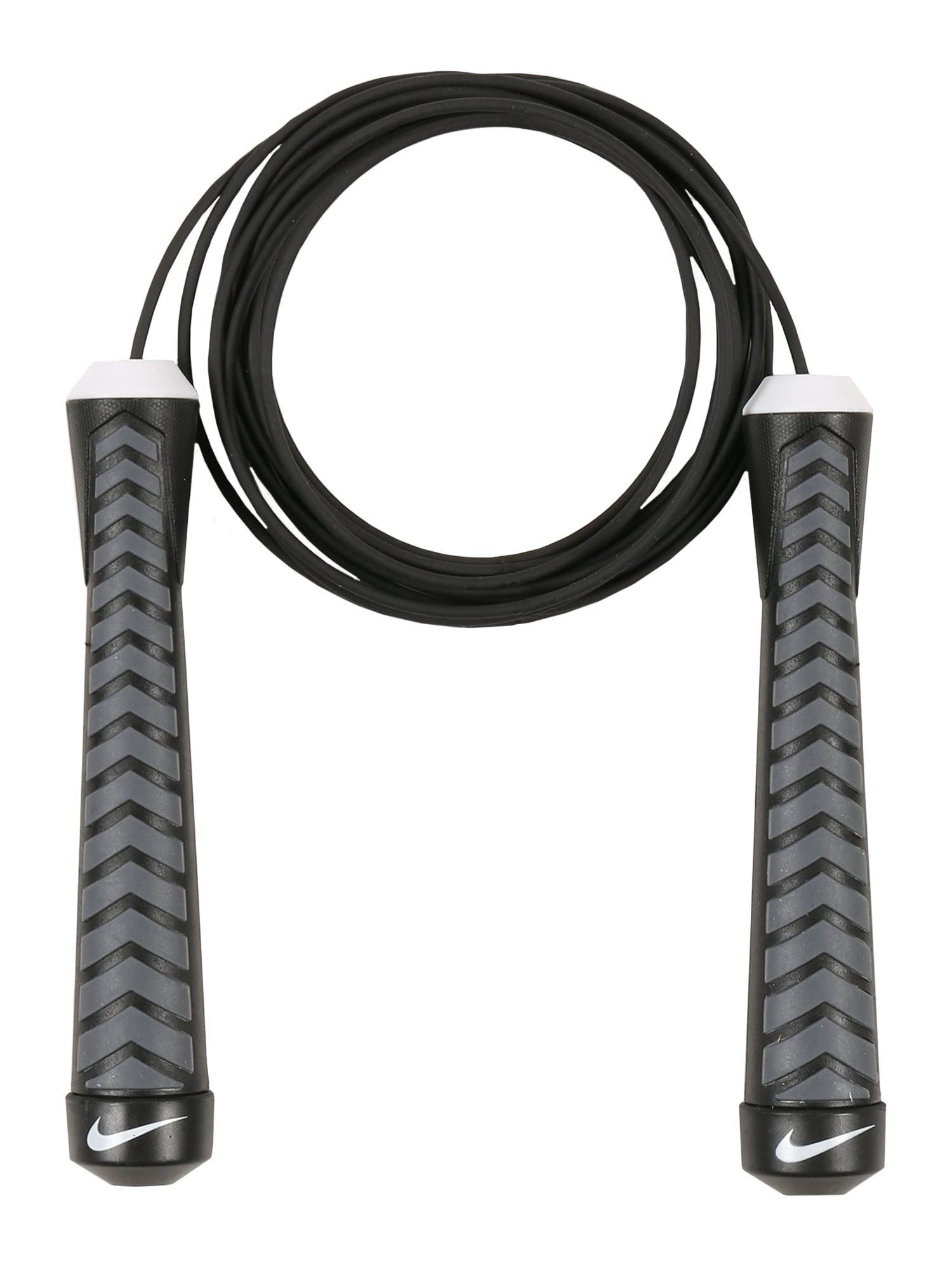 NIKE Accessoires Lano 'Intensity Speed Rope'  čierna
