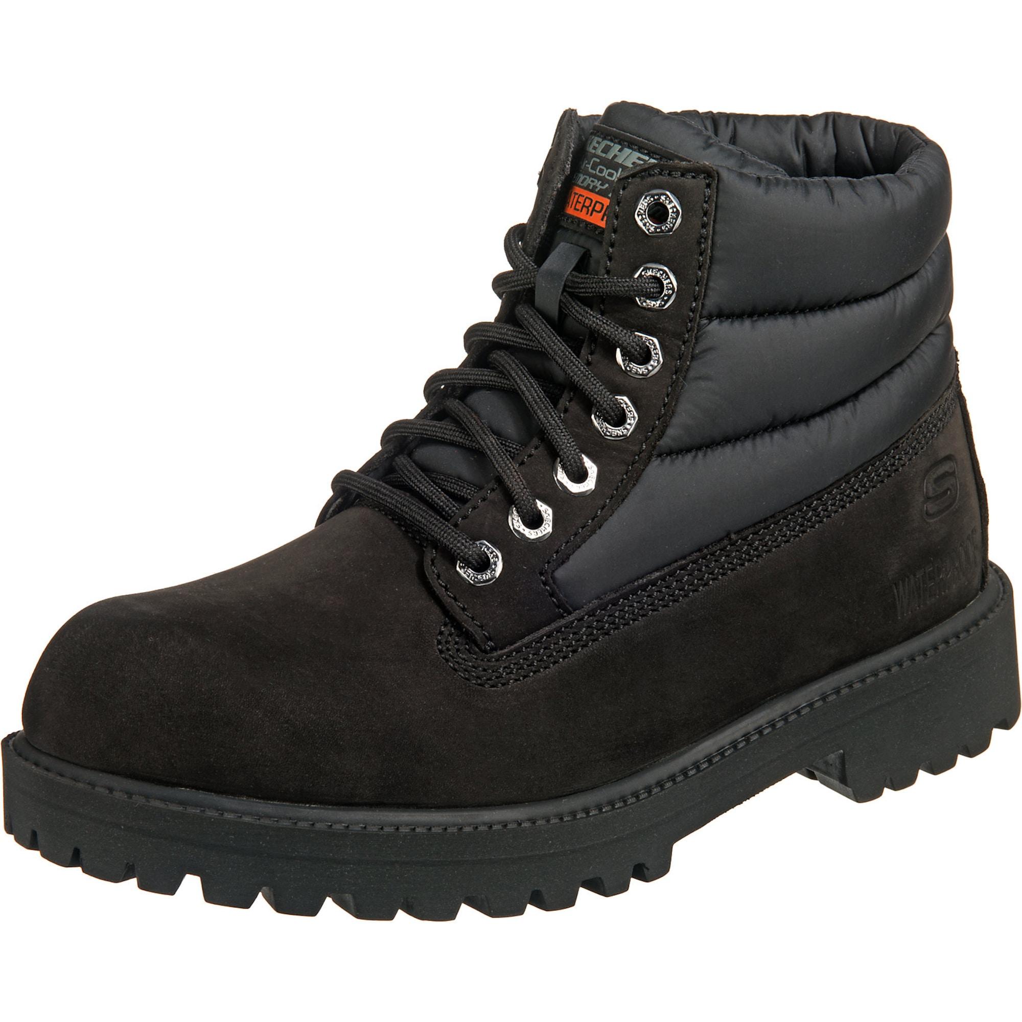 Schnürstiefel 'Sergeants Verno' | Schuhe > Boots > Stiefel | Skechers