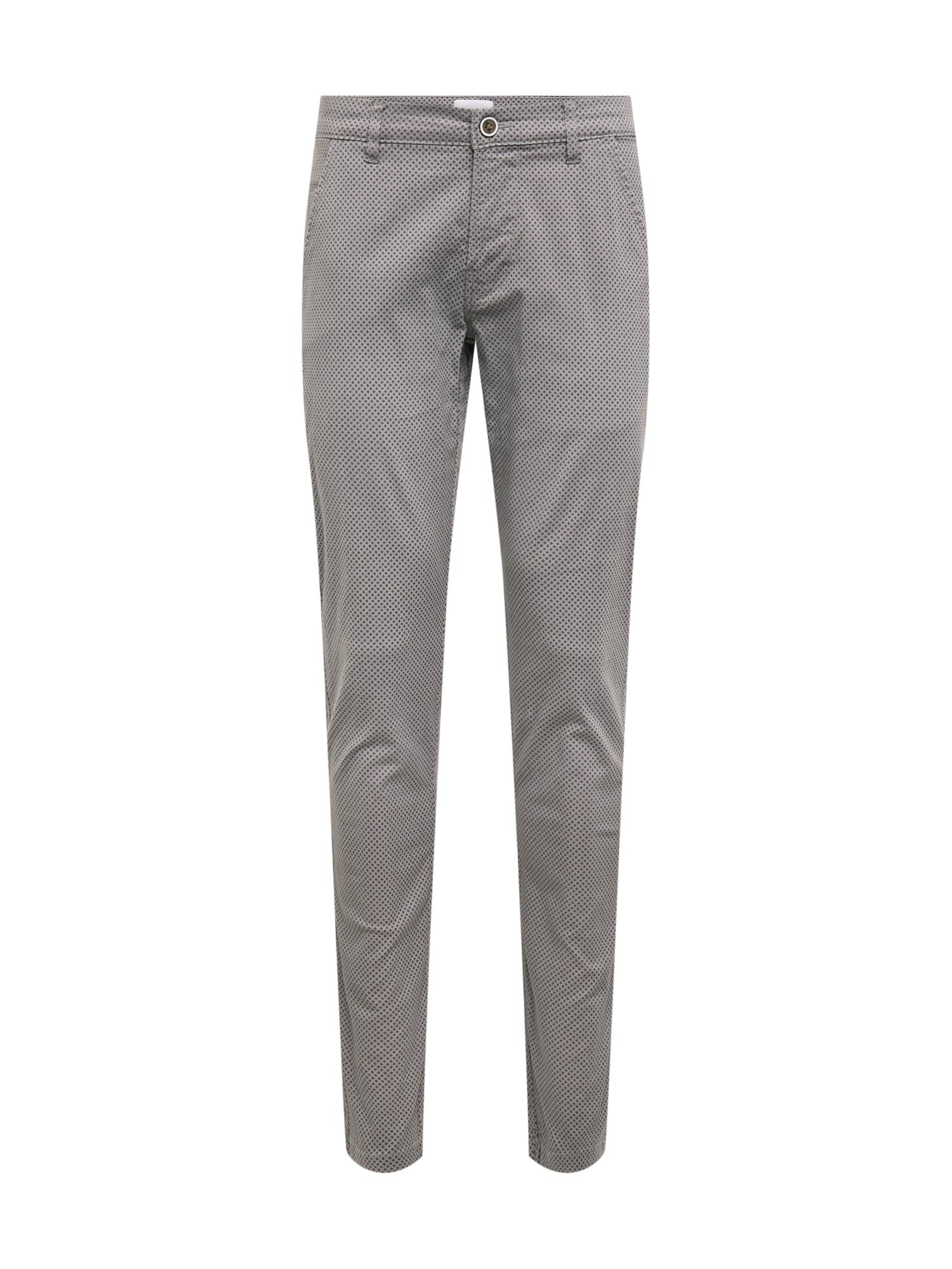 Chino kalhoty stříbrná Lindbergh