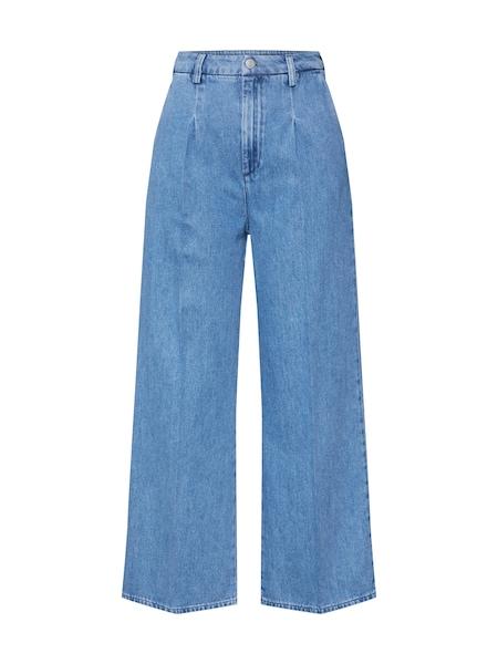 Hosen - Jeans › Selected Femme › blue denim  - Onlineshop ABOUT YOU