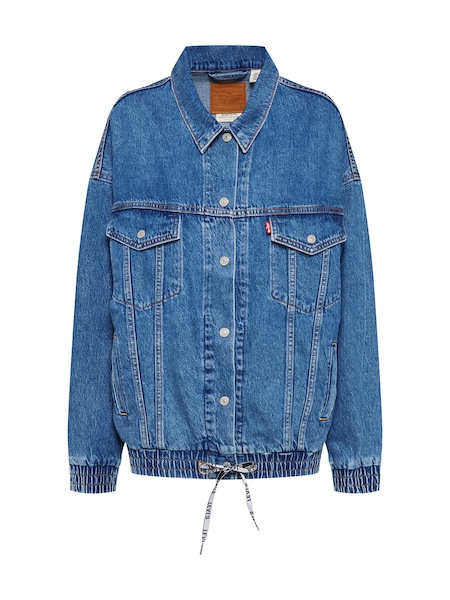 Jacken - Jacke 'DAD SPORT TRUCKER' › Levi's › blue denim  - Onlineshop ABOUT YOU