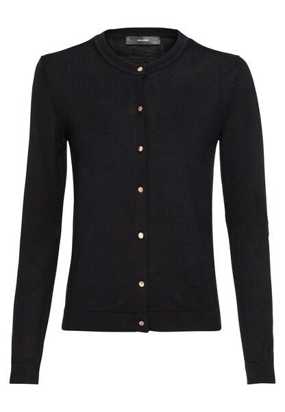 Jacken - Cardigan mit Metallknöpfen › HALLHUBER › schwarz  - Onlineshop ABOUT YOU