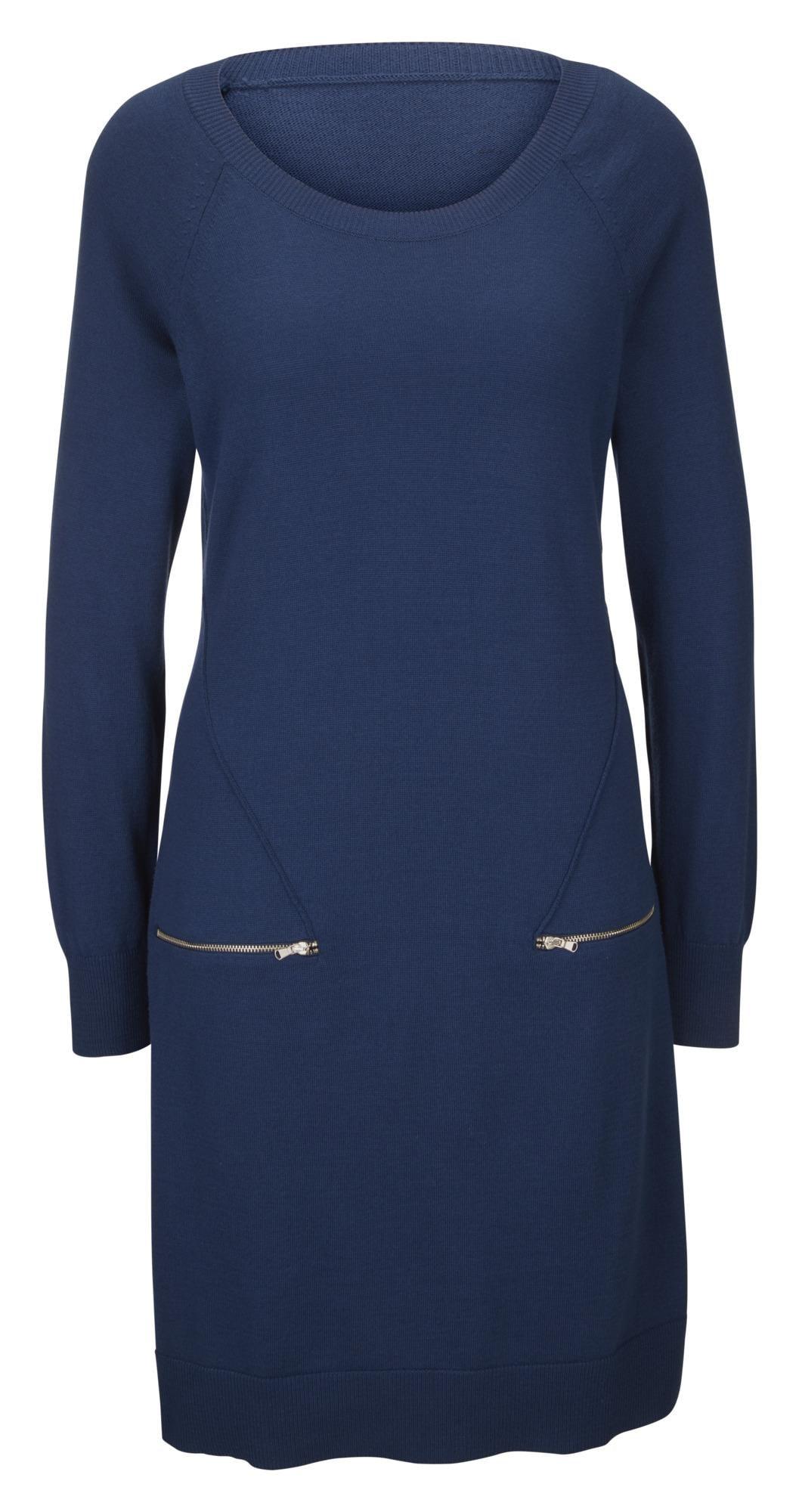 heine Megzta suknelė tamsiai mėlyna