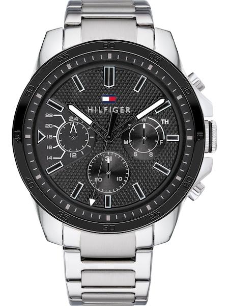 Uhren für Frauen - TOMMY HILFIGER Damenuhr 'Decker 1791564' silber  - Onlineshop ABOUT YOU