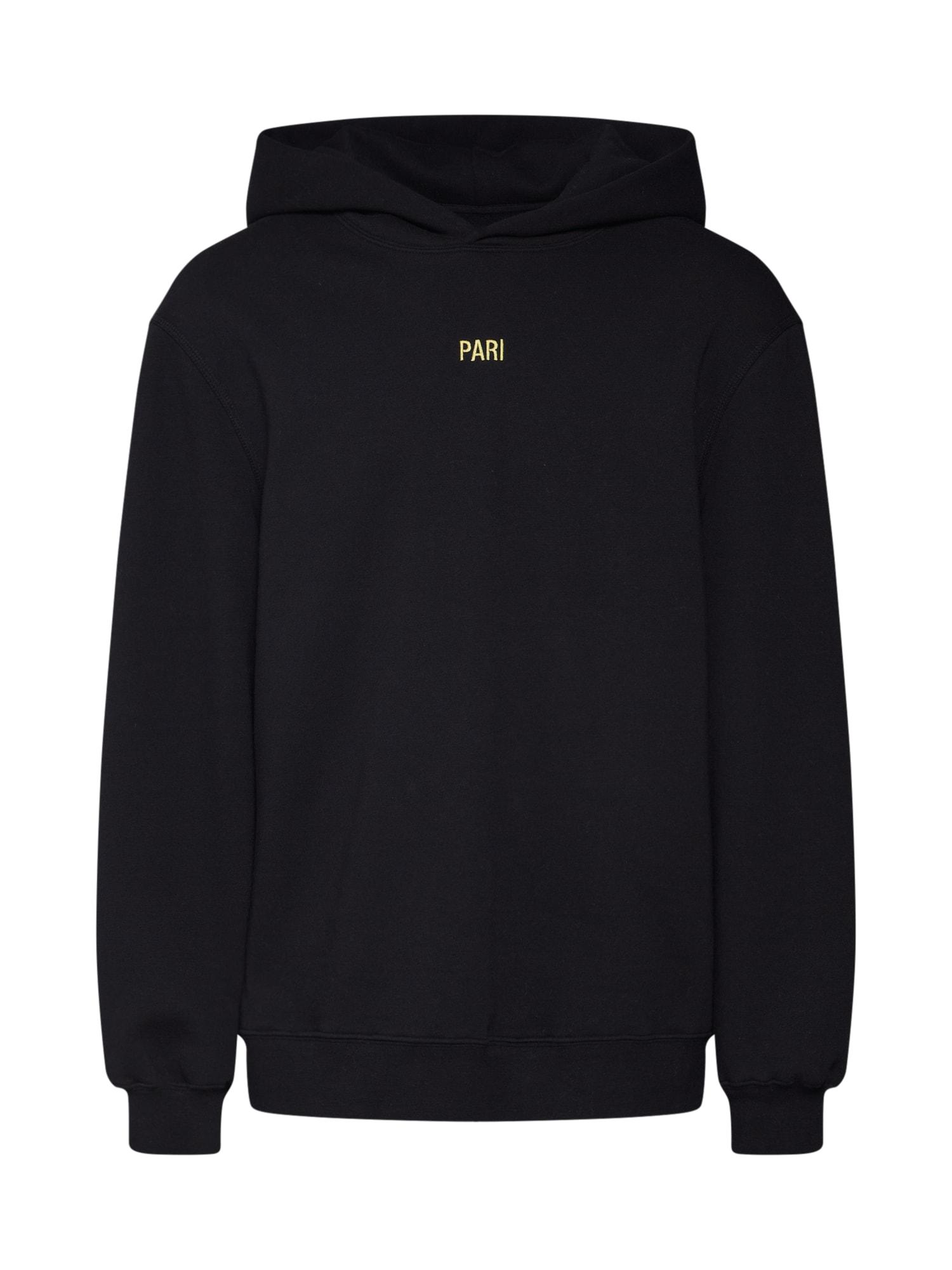 ABOUT YOU X PARI Megztinis be užsegimo 'Rana' juoda