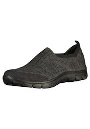 Skechers Damen Sneaker Empire Inside Look schwarz | 00190211776945