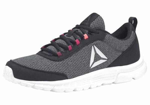 Sportschuhe für Frauen - REEBOK Laufschuh 'Speedlux 3.0 W' grau schwarz weiß  - Onlineshop ABOUT YOU