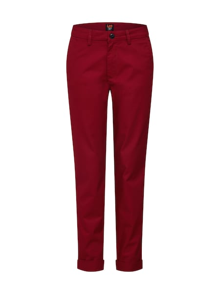 Hosen - Chino › Lee › rot  - Onlineshop ABOUT YOU