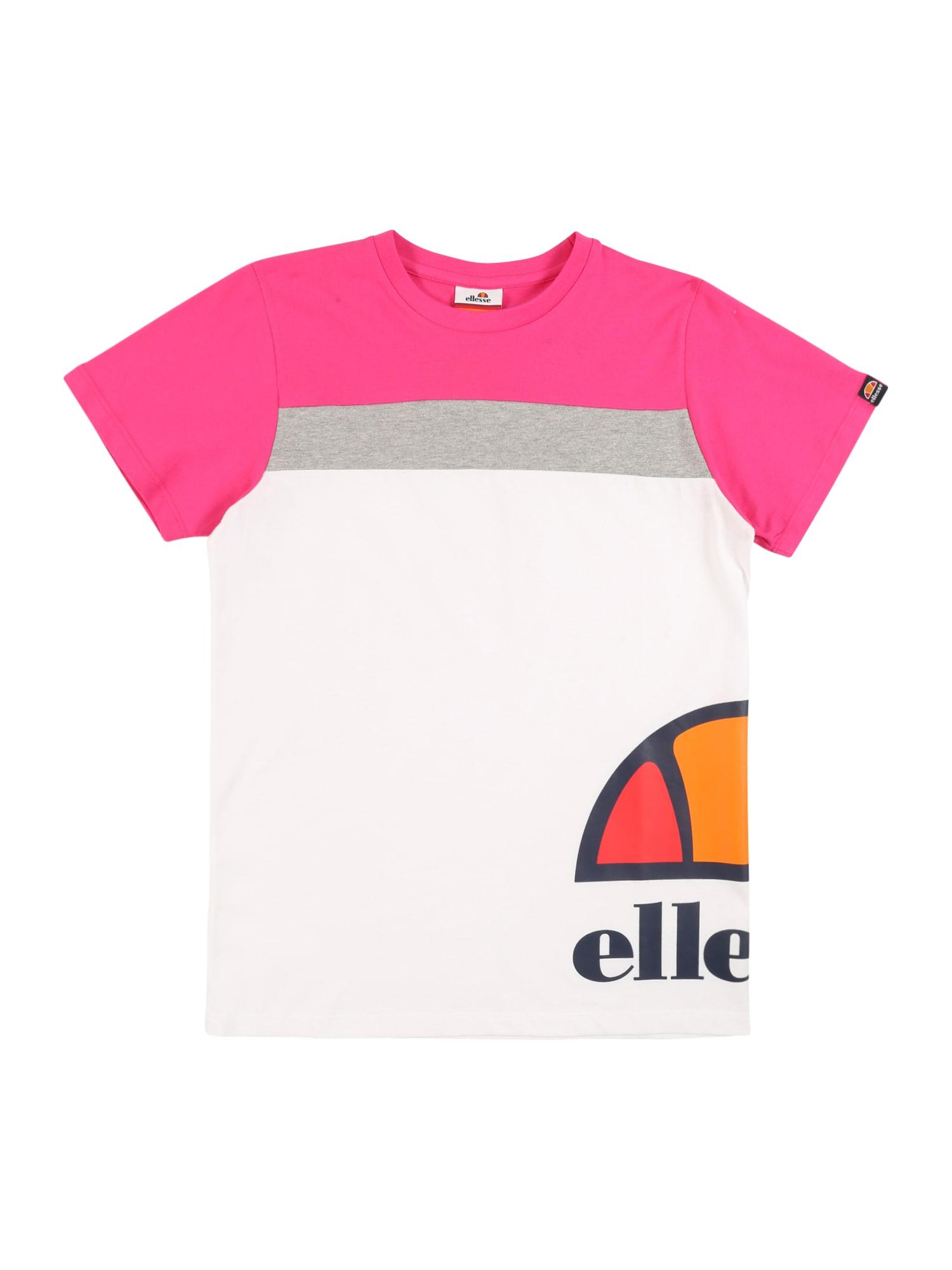 ELLESSE Marškinėliai 'XELIO' balta
