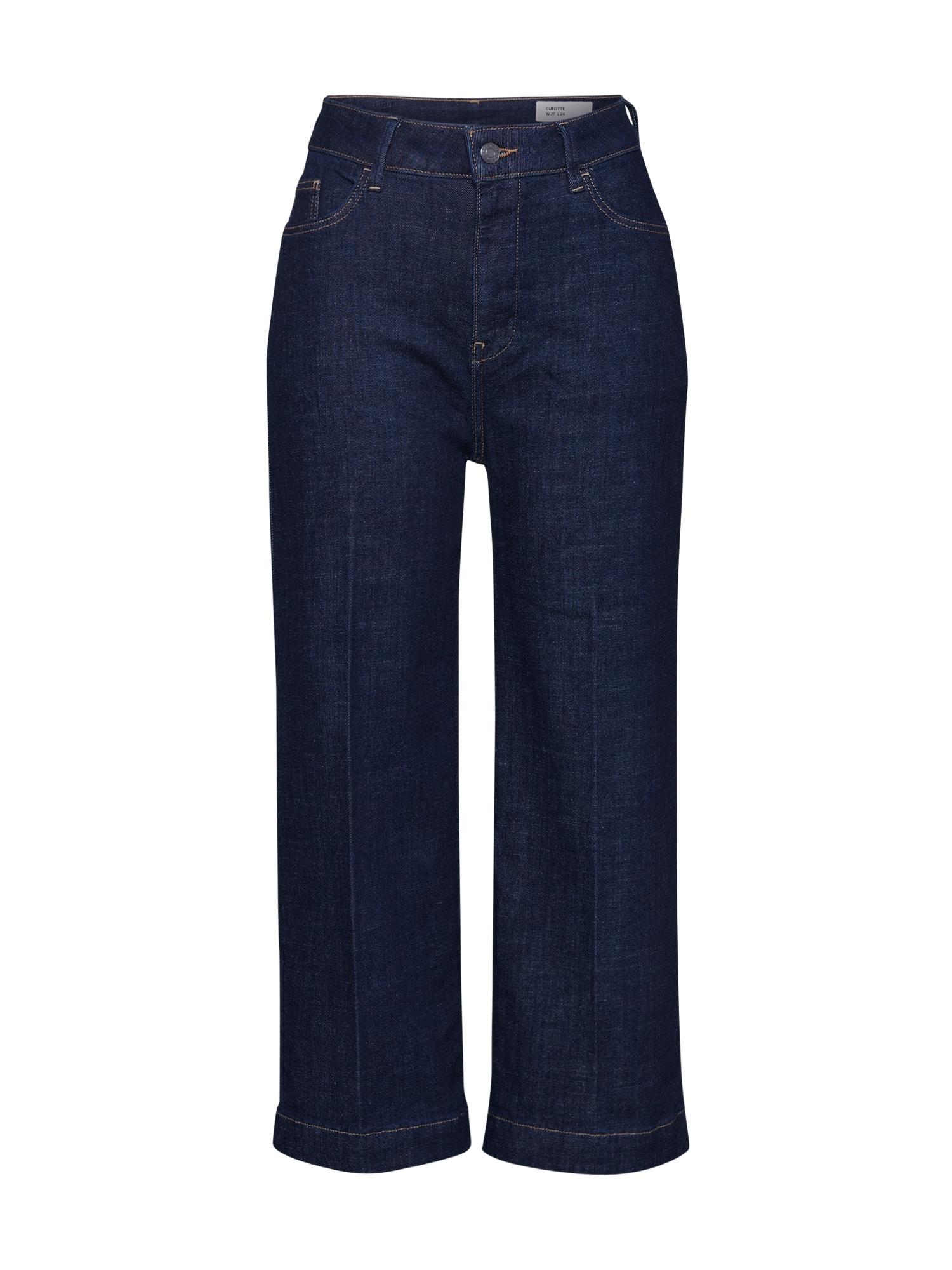 ESPRIT Džinsai 'OCS PANTS' tamsiai (džinso) mėlyna