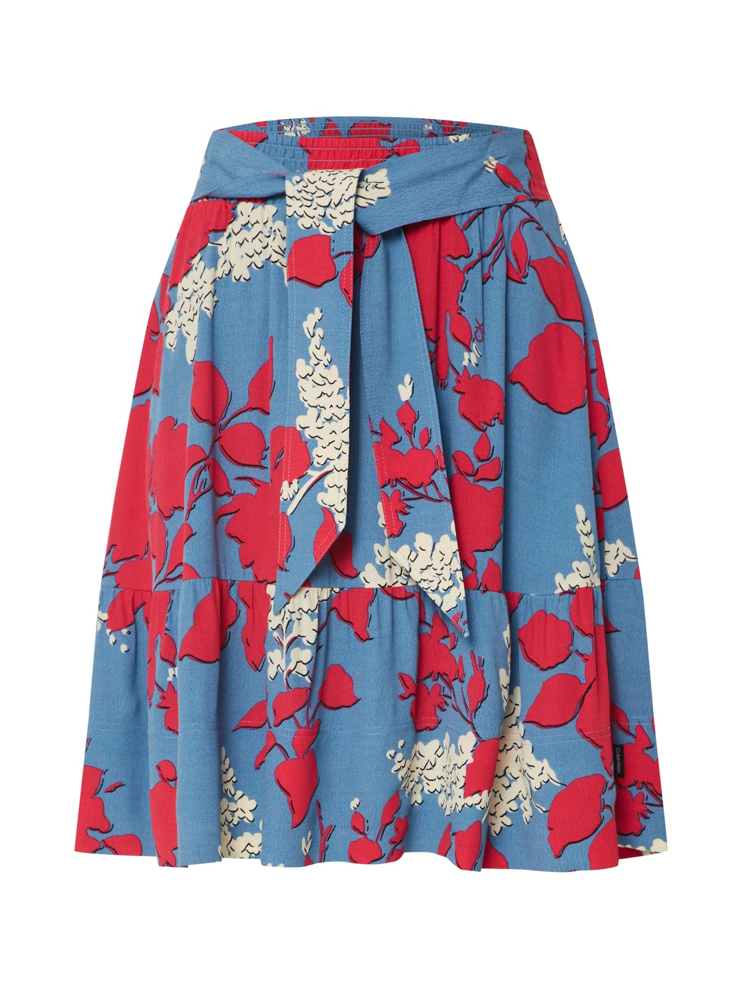 Calvin Klein Sijonas mėlyna