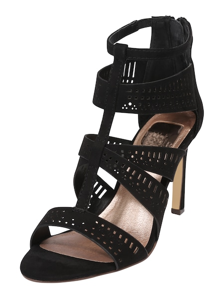 Highheels für Frauen - BULLBOXER High Heel Riemchen Sandalette schwarz  - Onlineshop ABOUT YOU