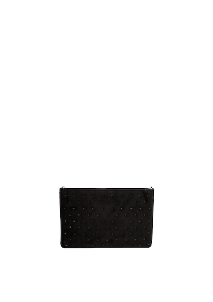 Clutches für Frauen - S.Oliver BLACK LABEL Clutch schwarz  - Onlineshop ABOUT YOU