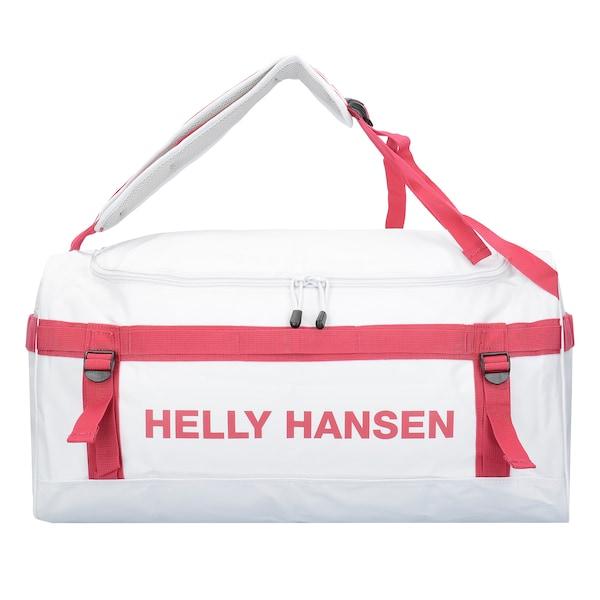 Reisegepaeck für Frauen - HELLY HANSEN 'New Classic' Reisetasche Sporttasche 57 cm rot weiß  - Onlineshop ABOUT YOU