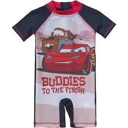 Cars,Disney Kinder,Jungen Schwimmanzug rot | 04022158319236