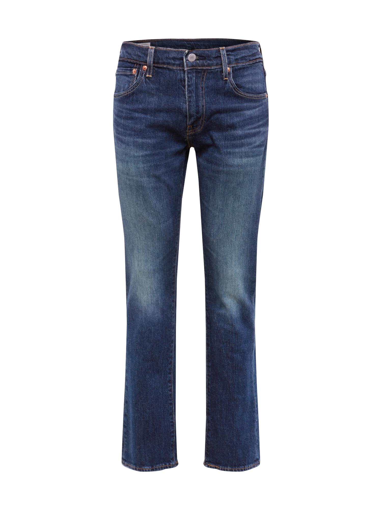 LEVI'S Džinsai '527™' tamsiai (džinso) mėlyna